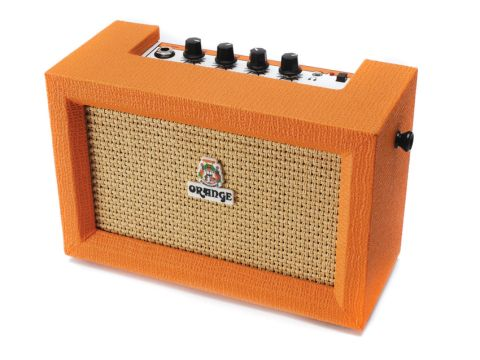 This is a stripped-down amp with no frills.