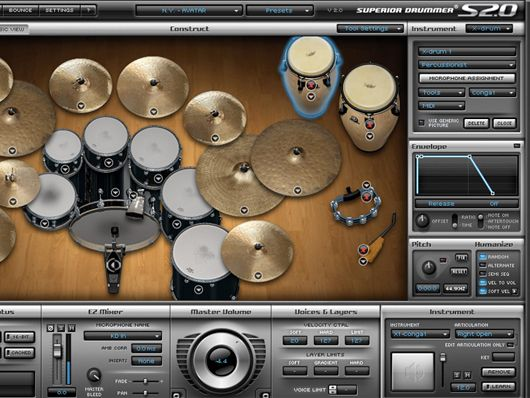 9 recommended drum software packages musicradar. Black Bedroom Furniture Sets. Home Design Ideas