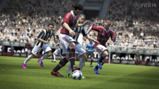 EA Wii U games may or may not include FIFA in the future