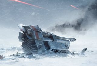 Star Wars: Battlefront detail