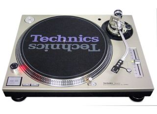 Technics 1200 turntables 38 years of hard work in clubs worldwide