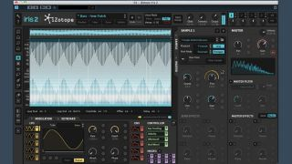 iZotope's Iris 2 is our sonic weapon of choice.