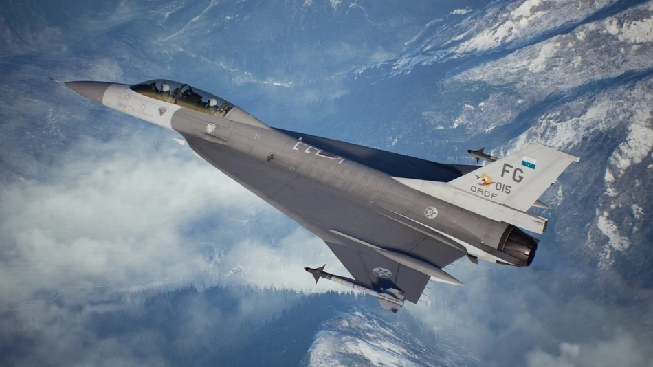 Ace Combat 7 will receive more classic jets in the Experimental Aircraft Series DLC
