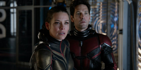 Ant-Man and The Wasp Hope van Dyne Scott Lang