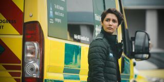Lovelorn Fenisha confronts Ethan Hardy in Casualty.