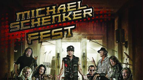 Cover art for Michael Schenker Fest - Resurrection album