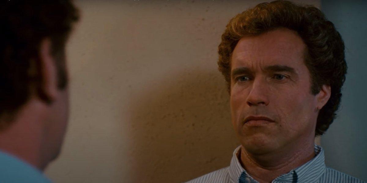 Step Brothers Arnold Schwarzenegger deepfaked onto Will Ferrell