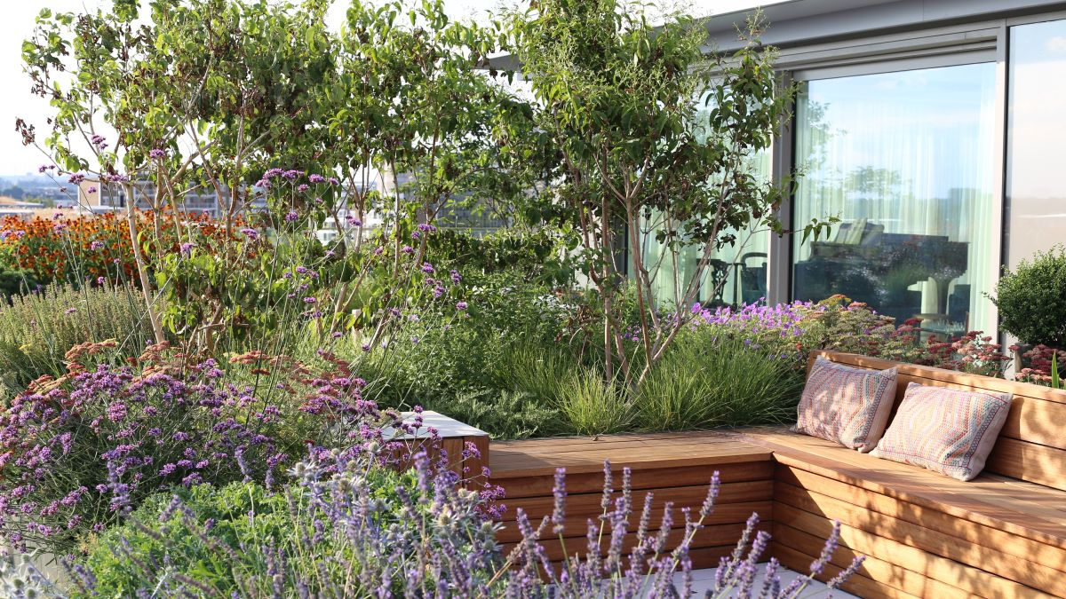 Roof garden ideas – transform your terrace