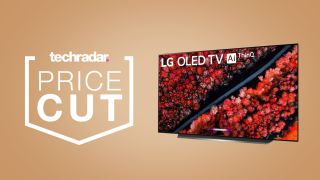 cheap LG OLED TV deals sales price