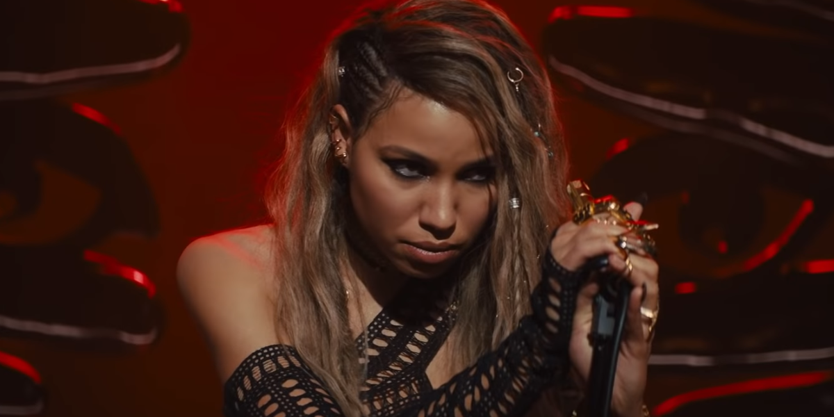 Birds Of Prey S Black Canary Actually Knew The Character From Video Games Cinemablend