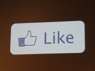Facebook's Like button - more liked than Share