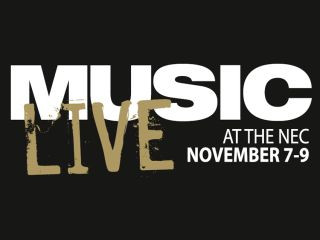 Music Live runs from 7 - 9 November