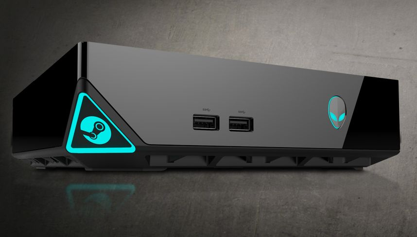 What is alienware alpha console