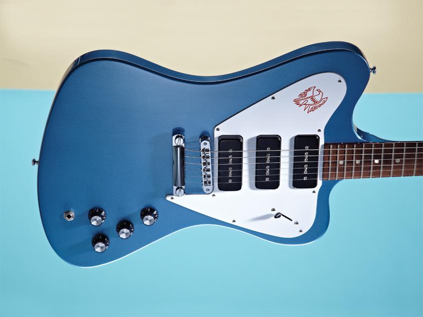 Gibson Firebird Studio Non Reverse Review Musicradar
