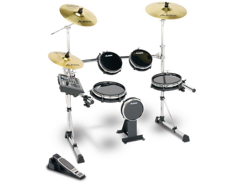 alesis dm10 pro electronic drum kit review musicradar. Black Bedroom Furniture Sets. Home Design Ideas