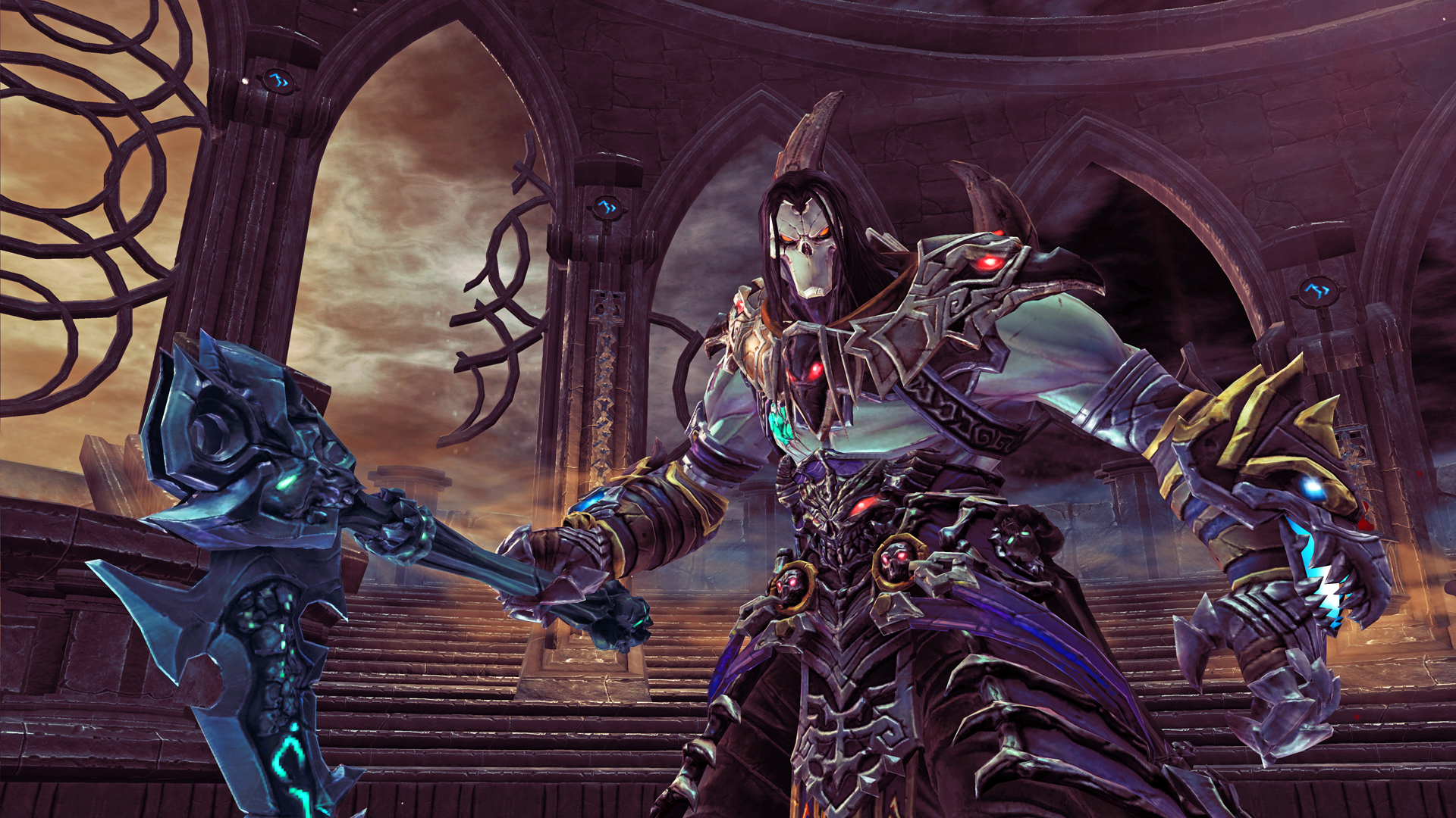 darksiders ii wii u review | gamesradar+