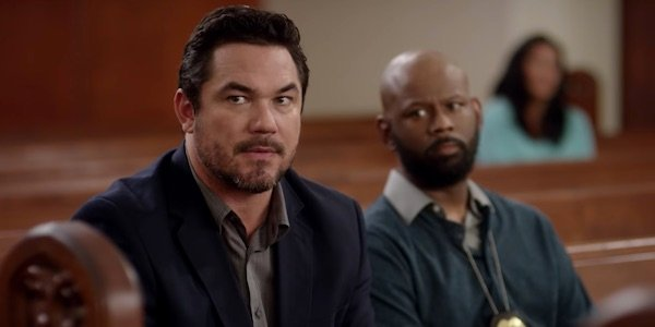 Dean Cain in Gosnell