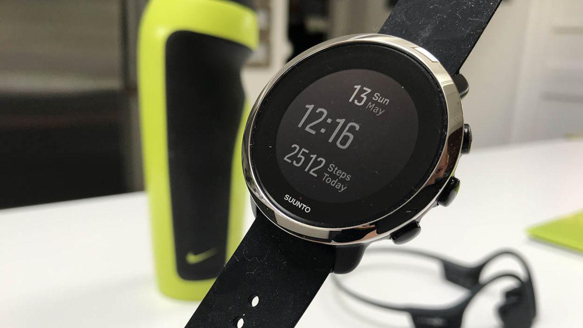 Gps Car Tracker >> Suunto 3 Fitness review | TechRadar