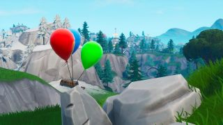 fortnite party balloon decorations