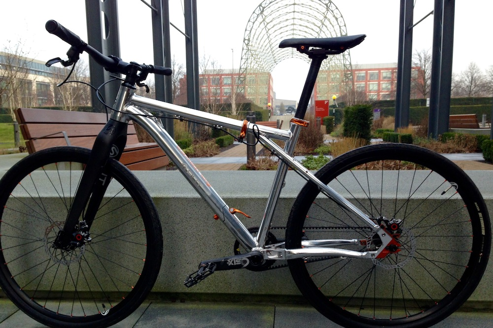 Split Bikes S1 City Review Cycling Weekly