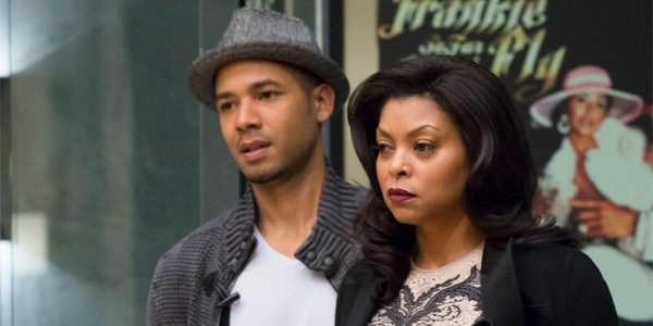 Empire on Fox Jamal and Cookie