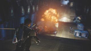 Mass Effect 2 weapons
