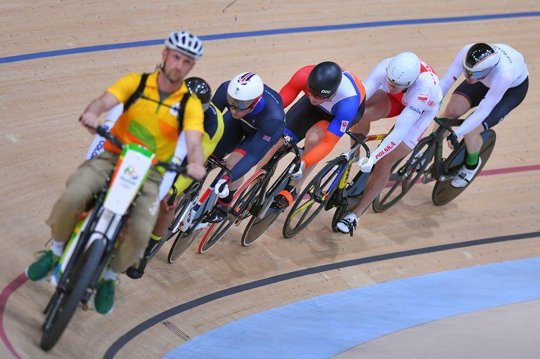The keirin at the Rio 2016 Olympics