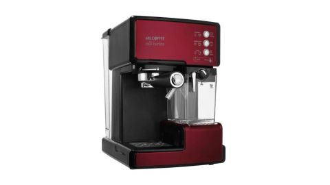 Mr. Coffee Cafe Barista BVMC-ECMP1000-RB review