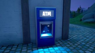 Fortnite Free Guy quests ATMs