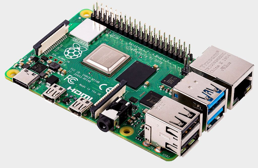 Raspberry Pi 4 wields a faster CPU and can drive two 4K displays, costs $35