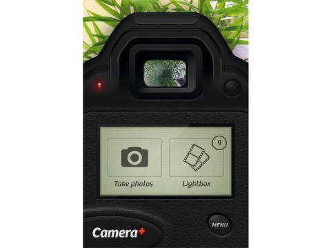 Tap tap tap Camera+