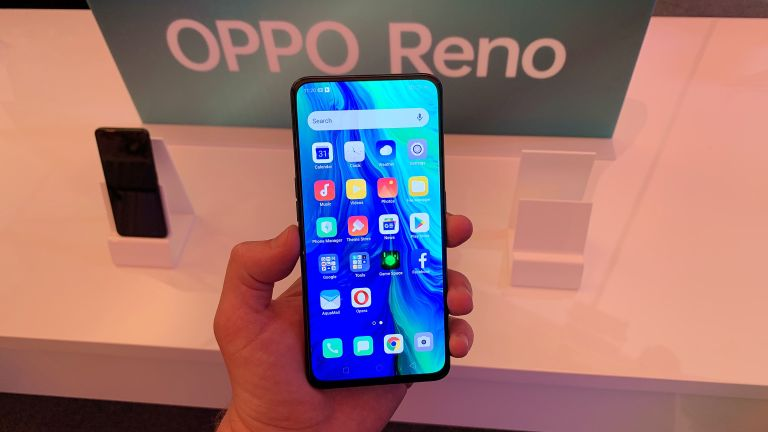 Oppo Reno review (early verdict): 10x lossless zoom, all-screen