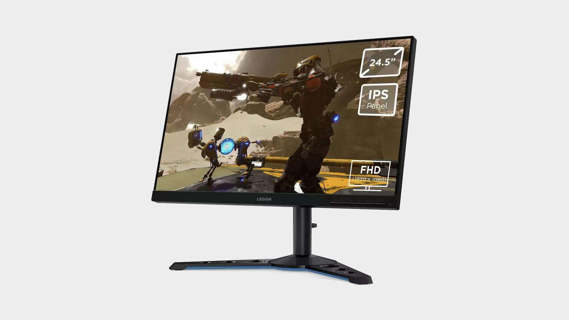 Lenovo Legion Y25-25 high refresh rate gaming monitor