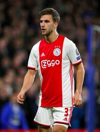 Joel Veltman has joined Brighton from Ajax