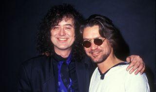 Jimmy Page/Eddie Van Halen