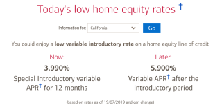 bank of america home equity customer service