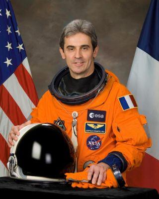 Astronaut Biography: Leopold Eyharts