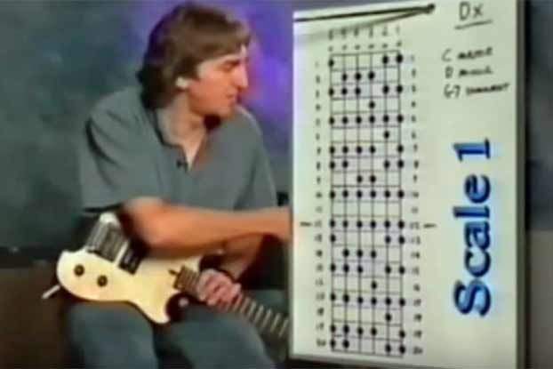 Allan Holdsworth's 10 Most Useful Scales