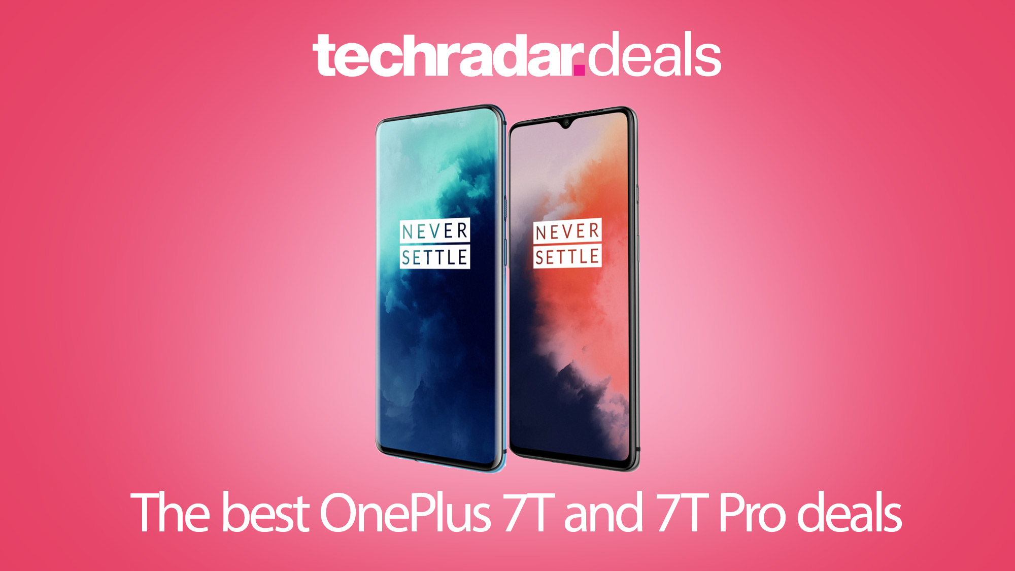 The Best Oneplus 7t And 7t Pro Deals In November 2020 Techradar