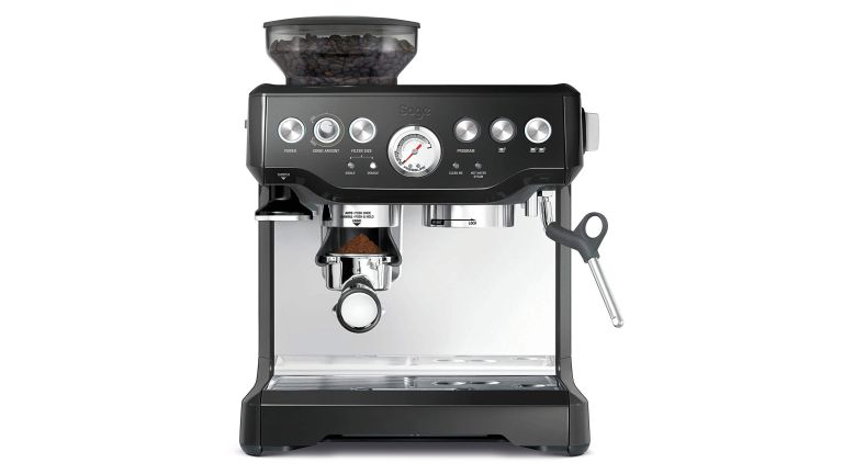 Sage SES875BKS The Barista Express Machine