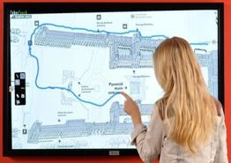 CyberTouch Reveals 4K Line of MultiTouch Monitors