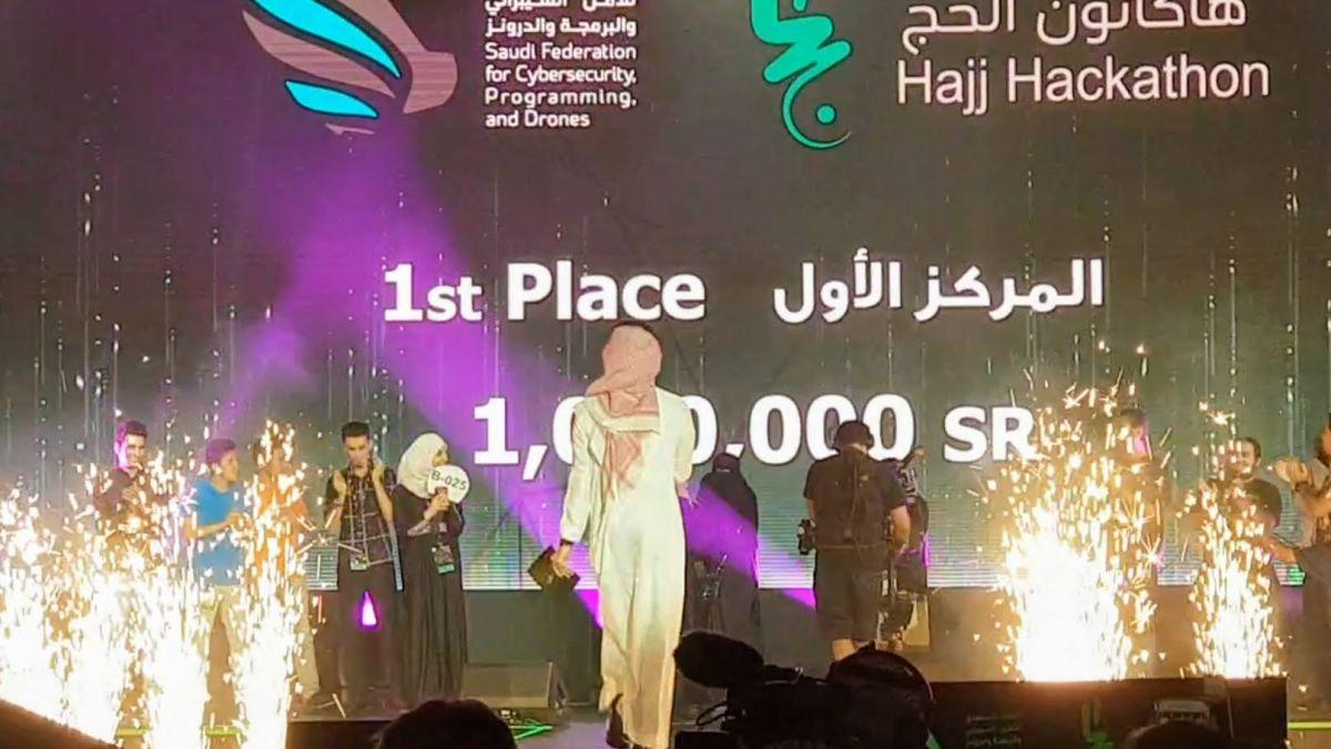 Hajj Hackathon winners announced