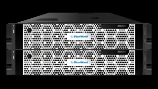 2-node StarWind hyperconverged infrastructure