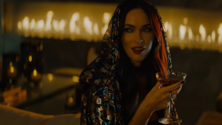 Megan Fox as a vampire in Night Teeth