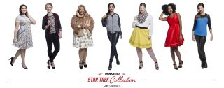 "ThinkGeek's ""Star Trek"" clothing"