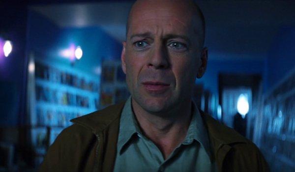 Bruce Willis david dunn unbreakable