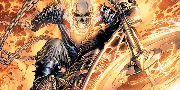 Ghost Rider 3 comic