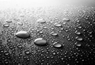 Water-Repellent Surface