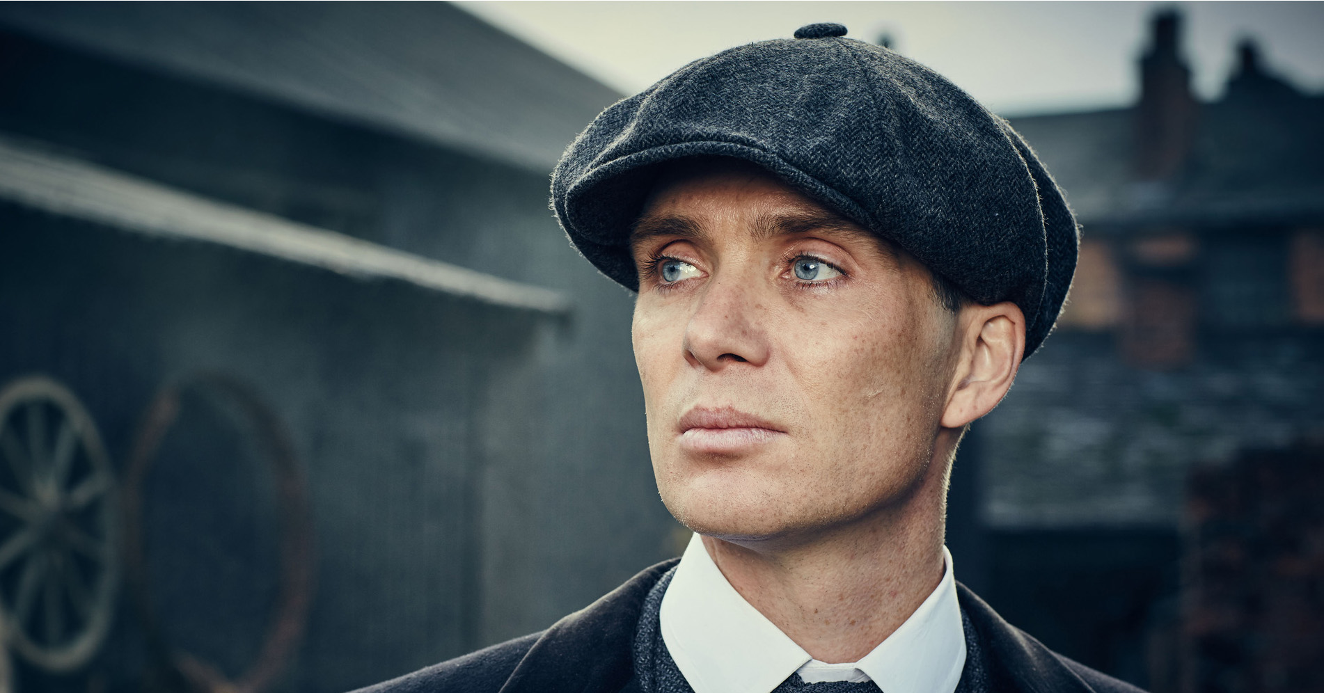 Look out for this INCREDIBLE Peaky Blinders fan art in the streets where you live