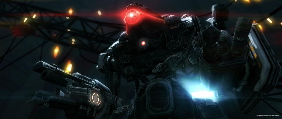 Wolfenstein: The New Order Screenshots Imagine Nazi Global Empire #26736